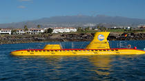 Submarine Adventure in Tenerife, Tenerife, 4WD, ATV & Off-Road Tours