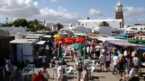 Teguise Street Market from Playa Blanca and Puerto Del Carmen, Lanzarote, Market Tours