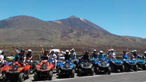 Tenerife: Quad Adventure Teide Tour, Tenerife, 4WD, ATV & Off-Road Tours
