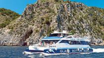 Visit Cala Ratjada sailing on a glass-bottomed ship, Mallorca, Day Cruises