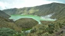 Green lagoon - Azufral Volcano, Cali, Full-day Tours