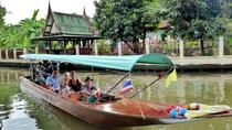 Private Small Teak Boat Canal Adventure in Bangkok, Bangkok, Day Cruises