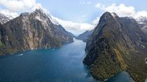 Milford Sound Cruise and Helicopter Flight including Scenic Landings from Queenstown, Queenstown, ...