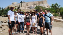 Acropolis, Athens City Tour, The Ancient Agora and Attalos Museum, アテネ