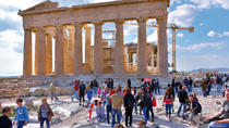 Athens Old Town Small Group Walking Tour: Acropolis, Monastiraki and Plaka , Athens, Half-day Tours