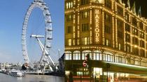 Private Chauffeur Driven London Sightseeing en Shopping Trip, London, Shopping Tours