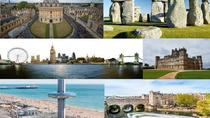 Rent A Vehicle With The Driver For Half A Day or A Full Day, London, Airport & Ground Transfers