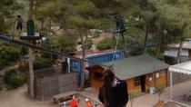 Tarragona Jungle-Trek Park Entrance , Tarragona, Ziplines