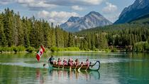 Banff National Park Voyageur Canoe Tour, Banff, Kayaking & Canoeing