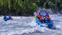 Double-Whitewater Adventure en Kicking Horse River, Banff, White Water Rafting