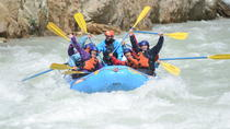Double-Whitewater Adventure on Kicking Horse River , Banff, White Water Rafting & Float Trips