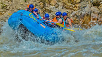 Double-Whitewater Adventure on Kicking Horse River
