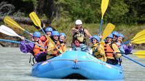 Kicking Horse River Rafting Family Adventure Including BBQ Lunch, Banff, Horseback Riding