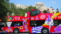City Sightseeing Athens Hop-On Hop-Off Tour, Athens, Private Sightseeing Tours
