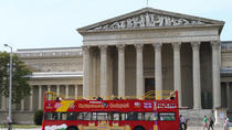City Sightseeing Budapest Hop-On Hop-Off Tour With Optional Boat Ride, Budapest