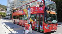 City Sightseeing hop-on hop-off tour door Malaga, Málaga