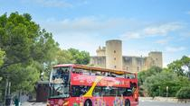 City Sightseeing Palma de Mallorca Hop-On Hop-Off Tour with Optional Boat Ride or Bellver Castle Entry