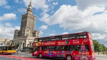 City Sightseeing Warsaw Hop-On Hop-Off Tour, Warsaw, Walking Tours