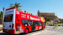 Escursione a terra: tour Hop-On Hop-Off con City Sightseeing di Palma di Maiorca con giro in barca opzionale o ingresso al Castello di Bellver, Mallorca, Ports of Call Tours