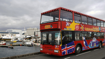 Hop-on-Hop-off-Bustour durch Reykjavik, Reykjavik, Hop-on Hop-off Tours