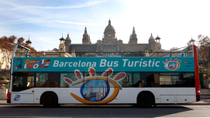 Hop-on hop-off stadstour door Barcelona, Barcelona