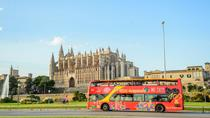 Tour Hop-On Hop-Off di Palma di Maiorca con City Sightseeing e giro in barca opzionale o ingresso al Castello di Bellver, Mallorca, Hop-on Hop-off Tours