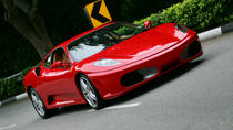 Self-Drive Ferrari Sports Car Experience from Archerfield, Brisbane, Private Sightseeing Tours
