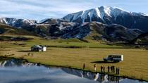 Full-Day Alpine Safari 4WD tour including TranzAlpine Train from Christchurch, Christchurch, null