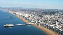 The Heavenly Half Hour - A Private 30 Minute Helicopter Tour of Brighton and the South Downs, ...