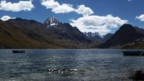 Querococha Lagoon and Chavin de Huantar from Huaraz, Huaraz, Day Trips