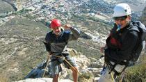 Climbing and Rappelling Tour at Peña de Bernal from Queretaro, Queretaro, Climbing