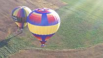Hot Air Balloon Ride Over Warren County: Coach Class, シンシナティ