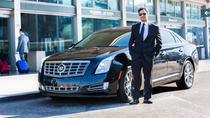 Private Arrival Transfer: LAX International Airport to Anaheim or Orange County Hotels by Sedan, ...