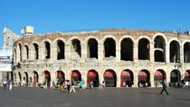Transfer from Lake Garda to Verona Arena and Opera Ticket, Gardameer