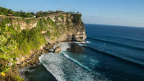 Private Tour: Beaches of Bali and Sunset at Uluwatu Temple with Kecak Dance Show, Kuta