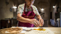 Tuscan Castle and Ancient Cellars Small Group Tour with Pasta Making Class and Wine Tasting, ...