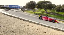Monterey Laguna Seca One Day Formula Car Racing Program, Monterey & Carmel