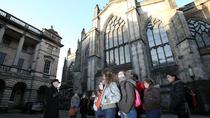Edinburgh Historical Walking Tour Including Skip the Line Entry to Edinburgh Castle, Edinburgh