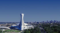 Montreal Tower Observatory Admission plus Optional Ticket to Botanical Garden