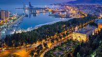 Málaga Half-Day City Tour With Tapas, Malaga, Segway Tours