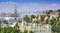 Malaga Walking Tour With Tapas From Benalmádena, Malaga, Walking Tours