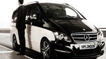 Private Departure Transfer:Central London to London Heathrow Airport for Up to 8 Passengers,...