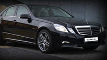 Transfer from Krakow Airport to City Center by Mercedes Limousine, Krakow, Airport & Ground ...