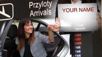 Transfer from Krakow Airport to City Centre by Mercedes limusine, Krakow