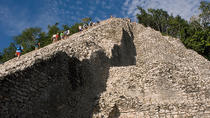 Mayan Inland Expedition from Tulum: Punta Laguna and Coba Ruins, Tulum, Day Trips
