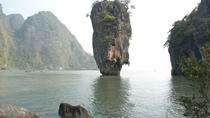 Full Day James Bond Sea Canoe by Long-Tail Boat From Krabi including Lunch, Krabi, Other Water ...