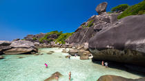 Full Day Similan Island Snorkeling Tour By Speedboat from Khao Lak, Phuket, Jet Boats & Speed Boats