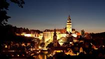 Daily Door-to-Door Shared Shuttle Service from Salzburg to Cesky Krumlov, Salzburg, Bus Services
