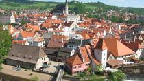 Private One-Way Guided Sightseeing Trip from Hallstatt to Prague via Cesky Krumlov , Hallstatt,...