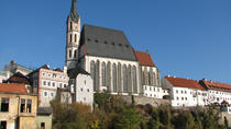 Private One-Way Guided Sightseeing Trip from Prague to Vienna via Cesky Krumlov , Prague, Private ...